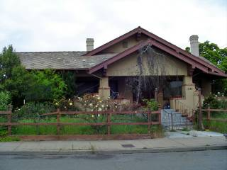 View of Casa De Kitty from the web before we bought it.